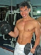 Singapore personal trainer PT image