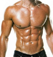 Male Body Chest Muscles