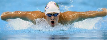 Can you lose weight swimming once a week