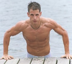 get a swimmer s body do you have the perfect male body that women like ...